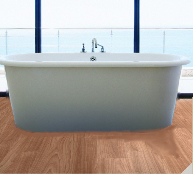 laminate flooring - What Is The Best Flooring For A Bathroom?